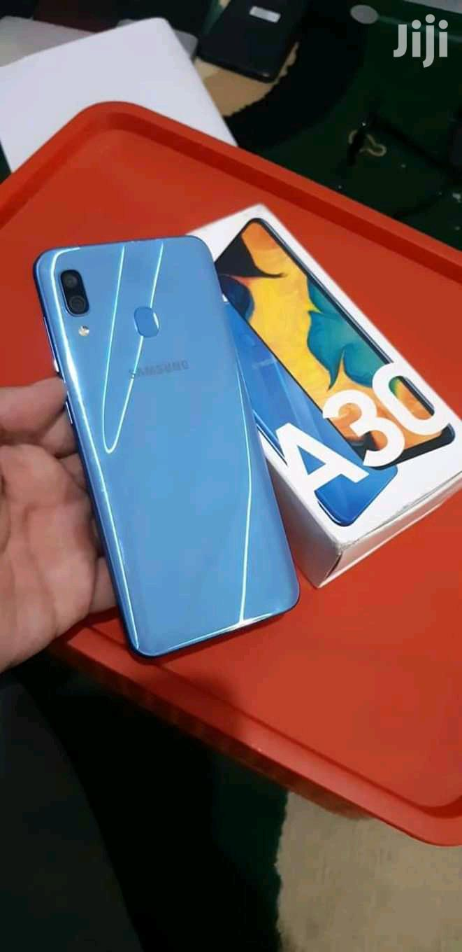 New Samsung Galaxy A30 64 GB Blue | Mobile Phones for sale in Kampala, Central Region, Uganda