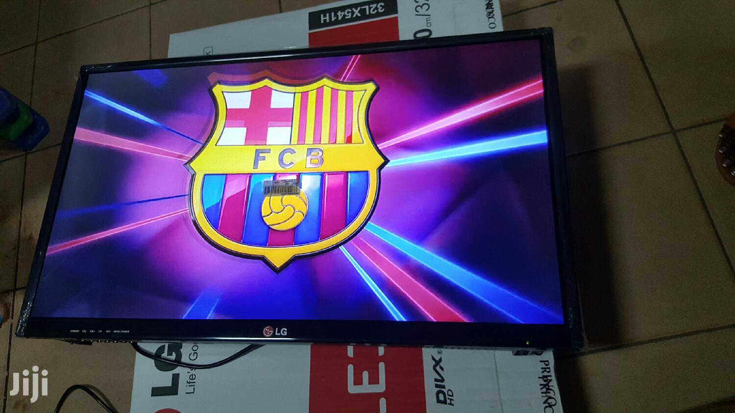 Archive: Lg Led Flat Screen TV 32 Inches