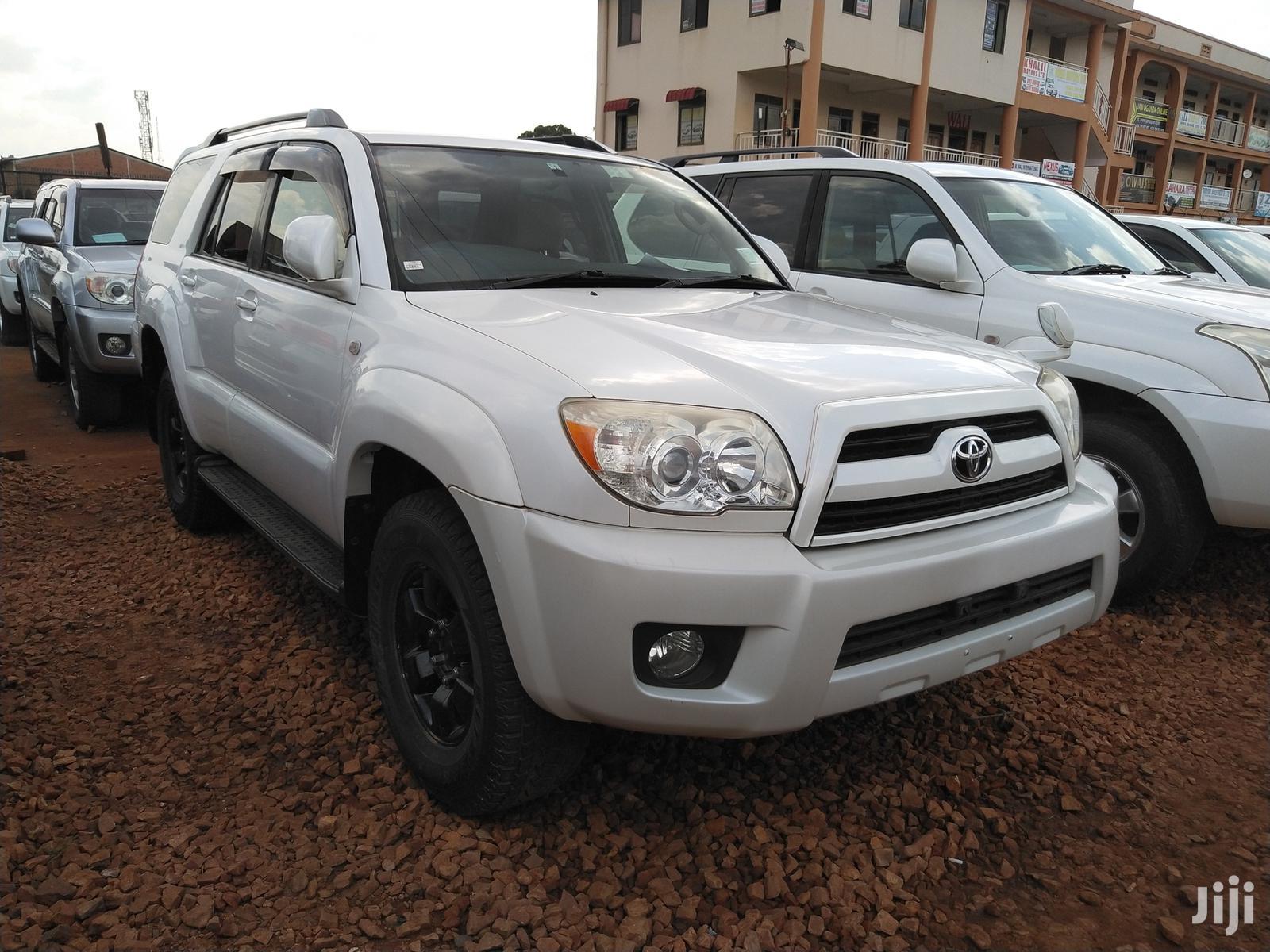 Toyota Surf 2006 White | Cars for sale in Kampala, Central Region, Uganda