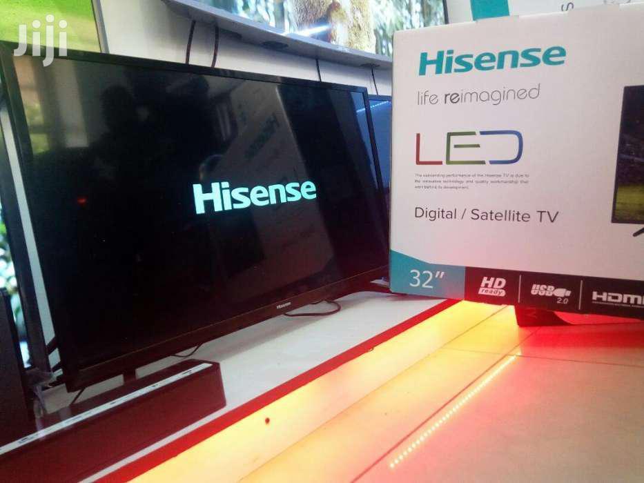 Hisense 32' Flat Screen TV