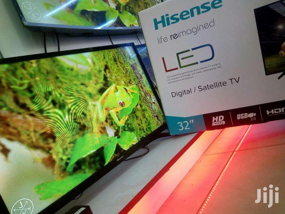 Hisense 32' Flat Screen TV | TV & DVD Equipment for sale in Kampala, Central Region, Uganda