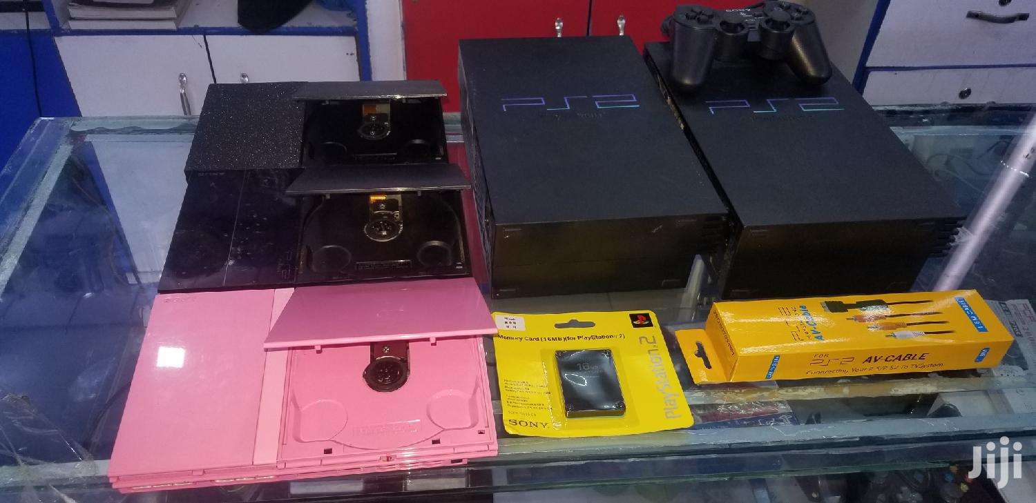 Playstation 2 | Video Game Consoles for sale in Kampala, Central Region, Uganda