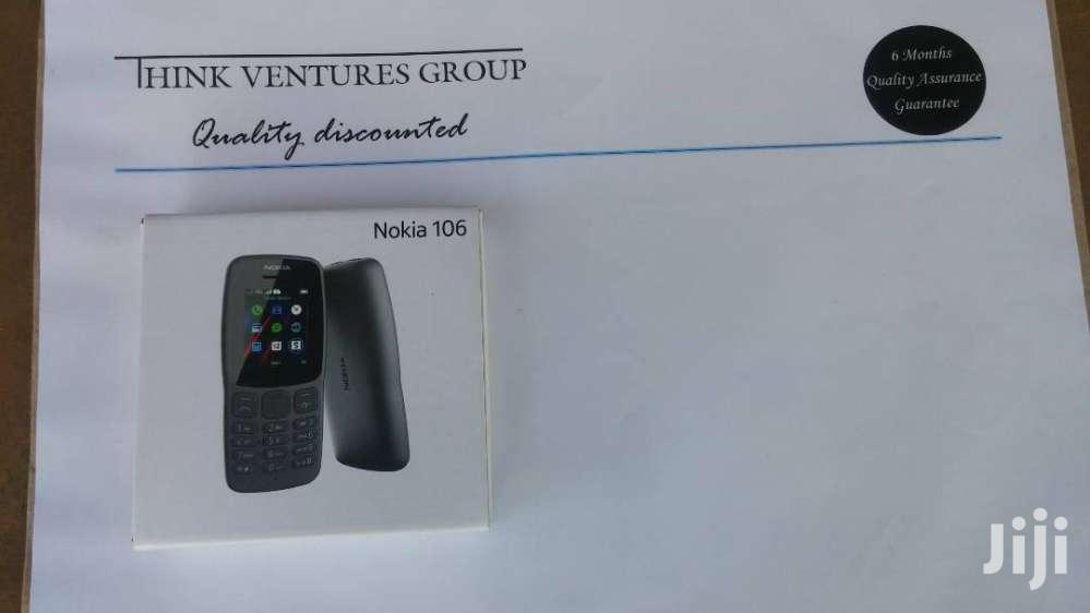 New Nokia 106 Black | Mobile Phones for sale in Kampala, Central Region, Uganda