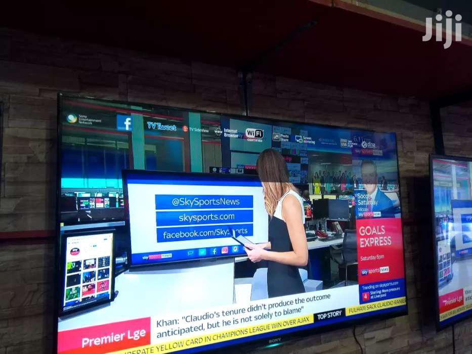 Archive: SONY BRAVIA 50 INCHES SMART ULTRA HD 4K DIGITAL FLAT SCREEN TV