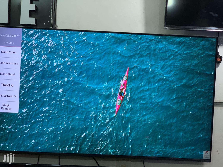Lg Nano Cell Super UHD 4K TV