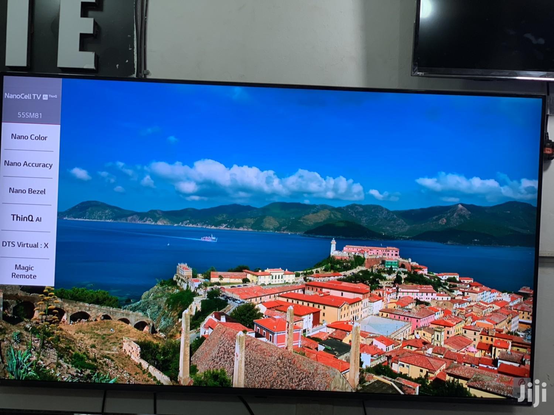 Lg Nano Cell Super UHD 4K TV | TV & DVD Equipment for sale in Kampala, Central Region, Uganda
