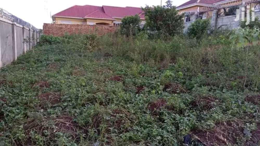 50*100ft Plot Along Namugongo-seeta Road
