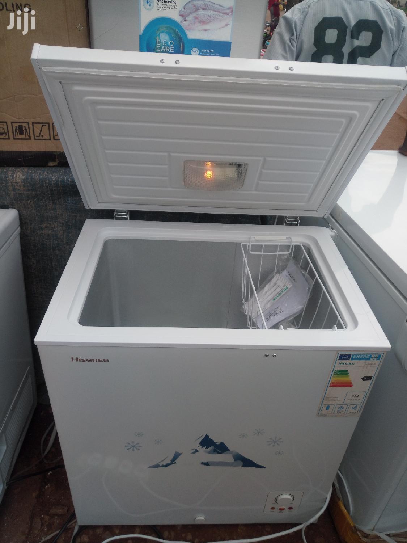 130L Hisense Chest Freezer