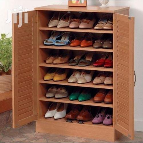 Archive: Shoe Rack