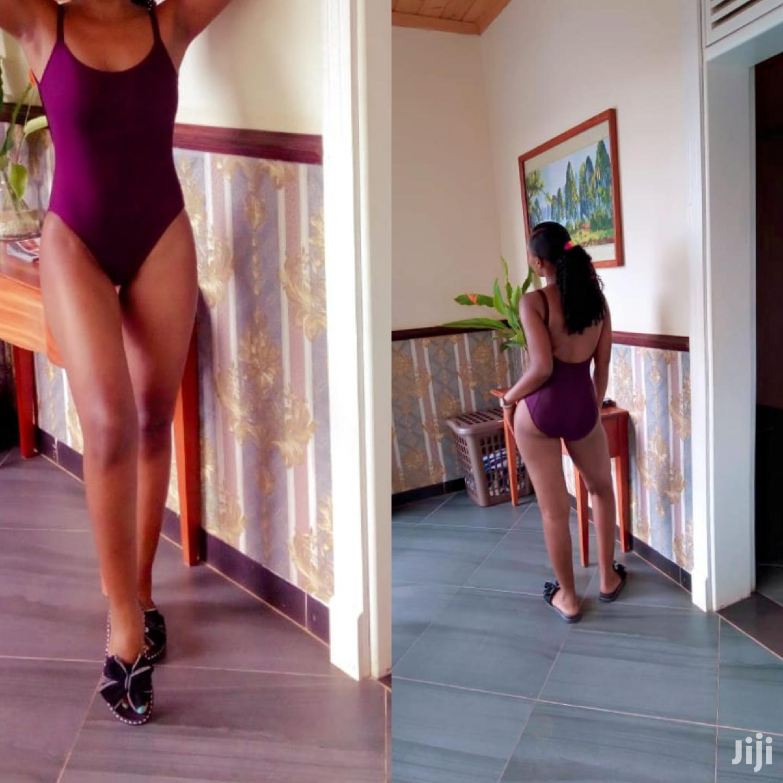 Full Purple Swimsuit | Clothing for sale in Kampala, Central Region, Uganda
