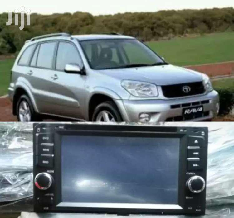 Double Din Car Radio