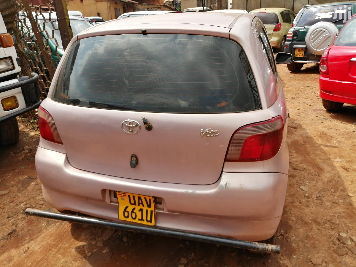 New Toyota Vitz 2000 Pink | Cars for sale in Kampala, Central Region, Uganda