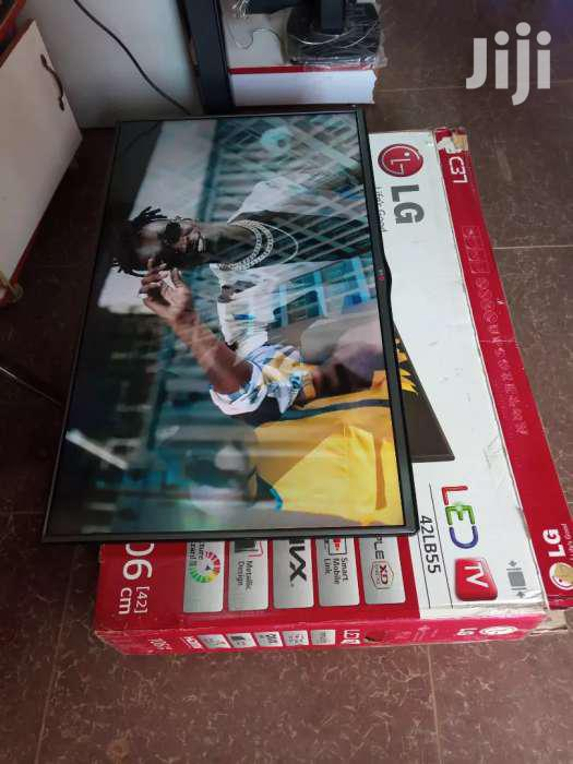 LG Flat Screen TV 42 Inches | TV & DVD Equipment for sale in Kampala, Central Region, Uganda