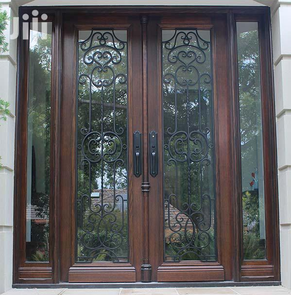 S090919 Wrought Iron Doors B | Doors for sale in Kampala, Central Region, Uganda