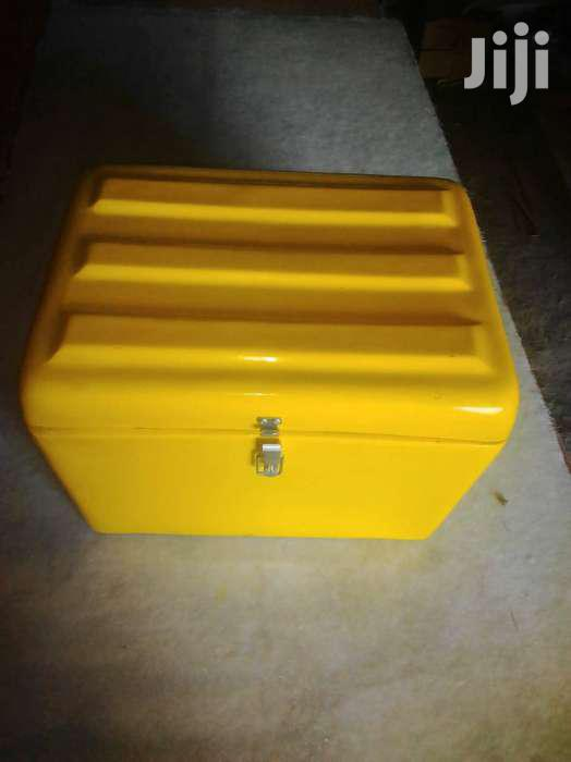 Fibreglass Carrier/Delivery Boxes For Motorbikes | Automotive Services for sale in Busia, Eastern Region, Uganda