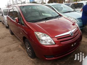 New Toyota Spacio 2007 Red   Cars for sale in Central Region, Kampala
