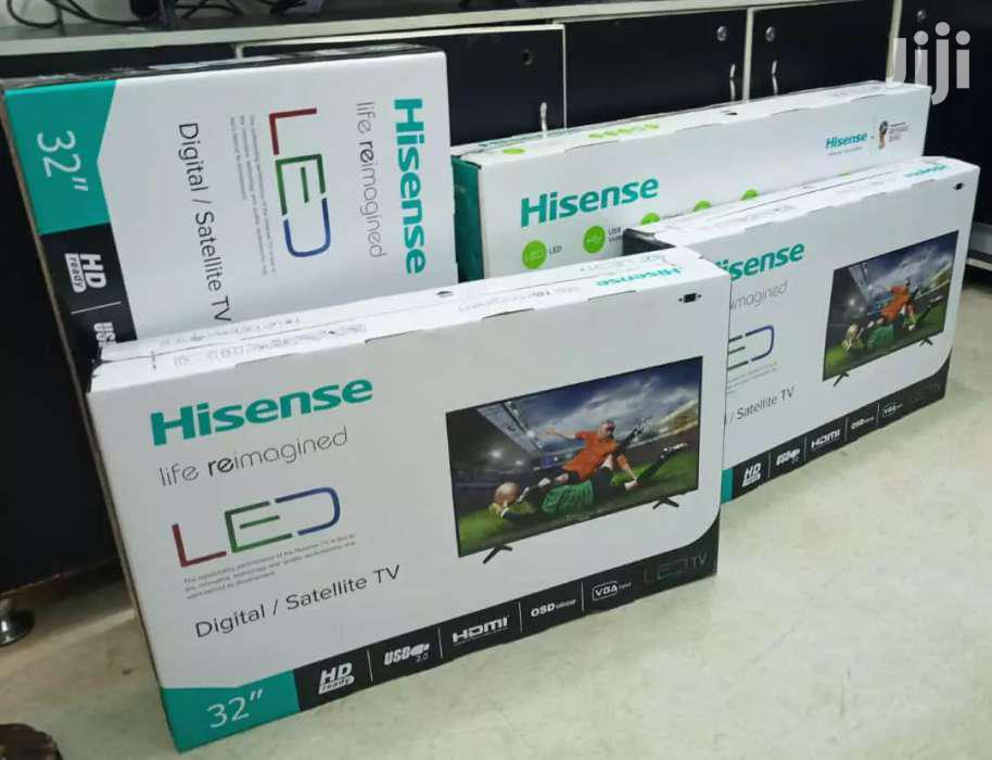 Hisense Digital Satellite Tv 32 Inches