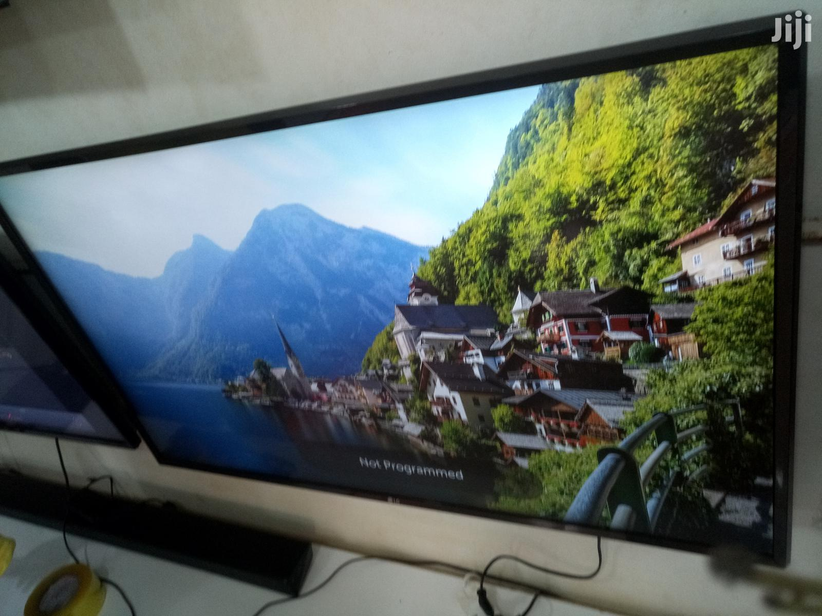 LG Smart Uhd 4K Digital TV 43 Inches | TV & DVD Equipment for sale in Kampala, Central Region, Uganda