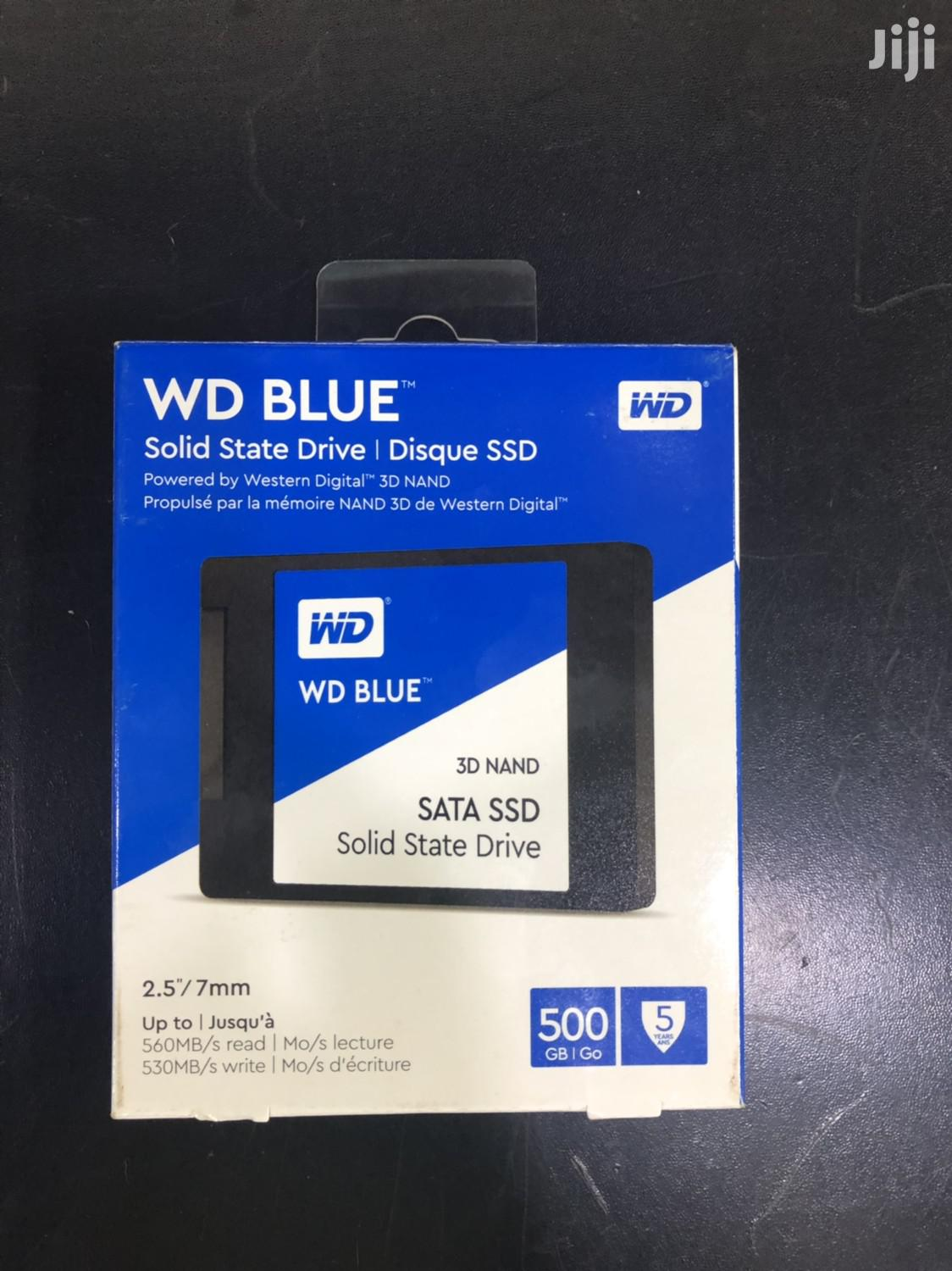 New Western Laptop Digital Solid State Drive 500GB