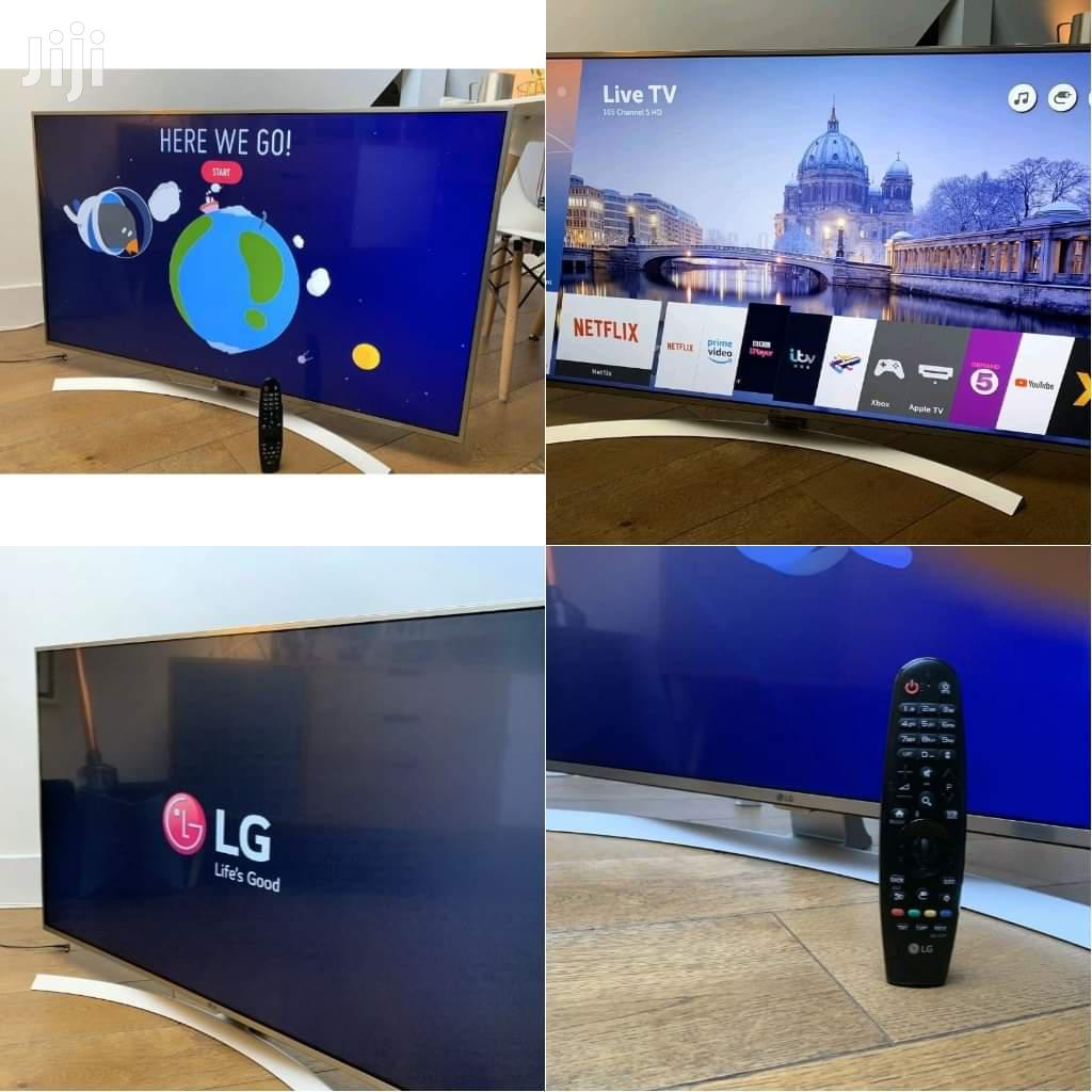 Brand New Lg 55inch Smart Super Ultra Hd 4k Tvs