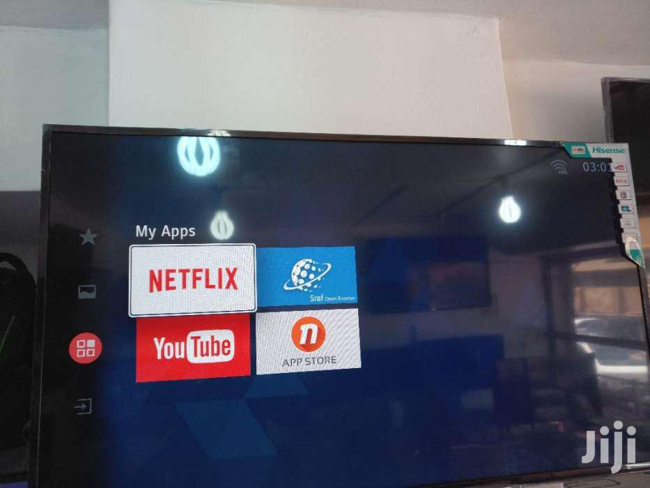 43inches Hisense Smart Digital Satellite | TV & DVD Equipment for sale in Kisoro, Western Region, Uganda