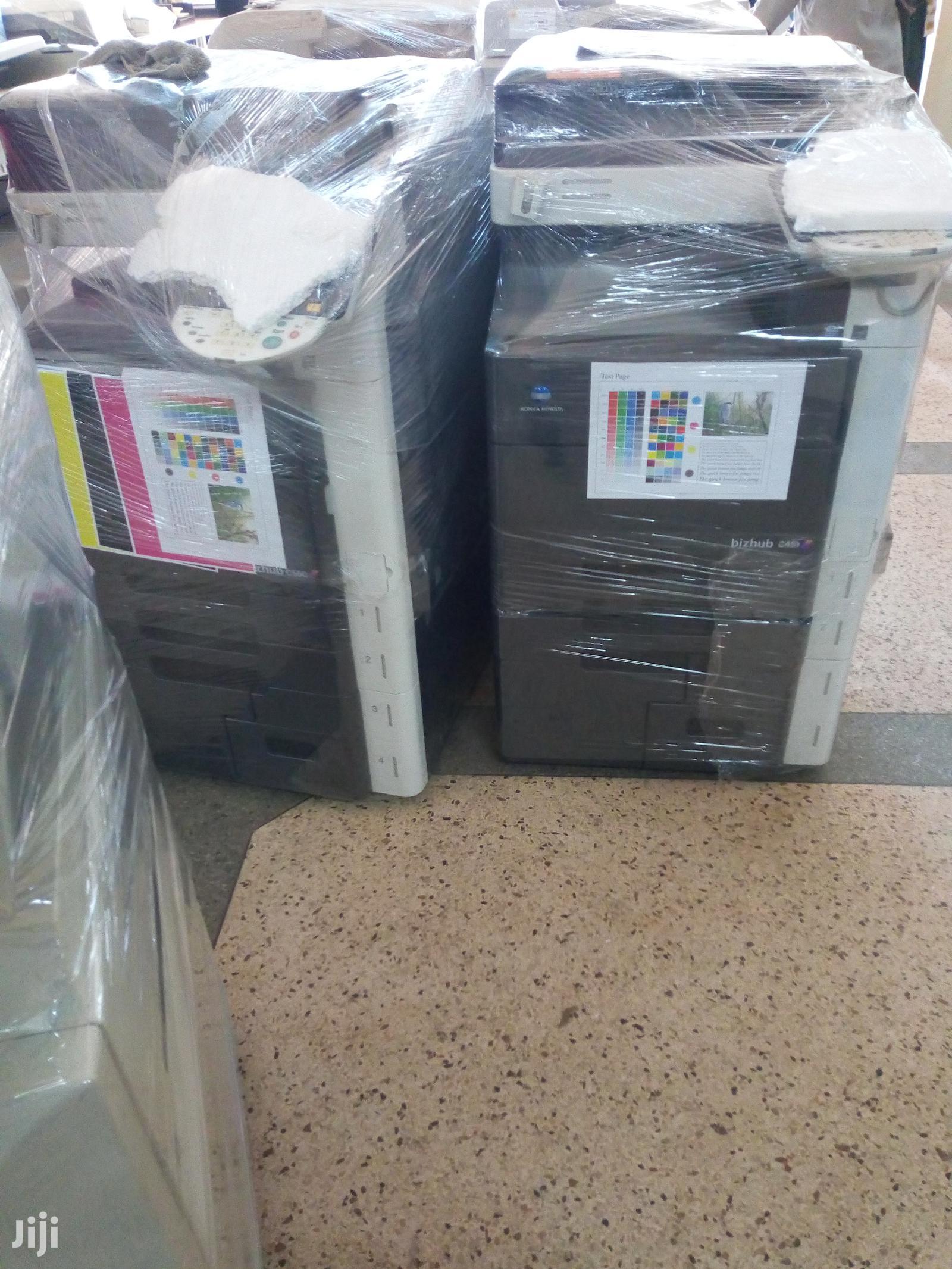 New Arrival From Dubia Bizhub C541 Printers