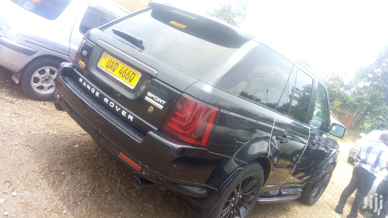 Land Rover Range Rover Sport 2002 Black