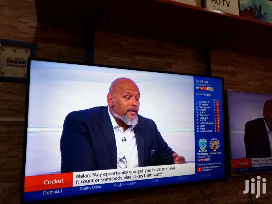 Archive: HISENSE 50 INCHES SMART ULTRA HD 4K DIGITAL FLAT SCREEN TV