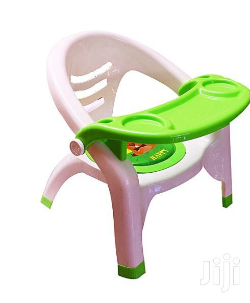 Babies Confort Chair - Apple Green,White