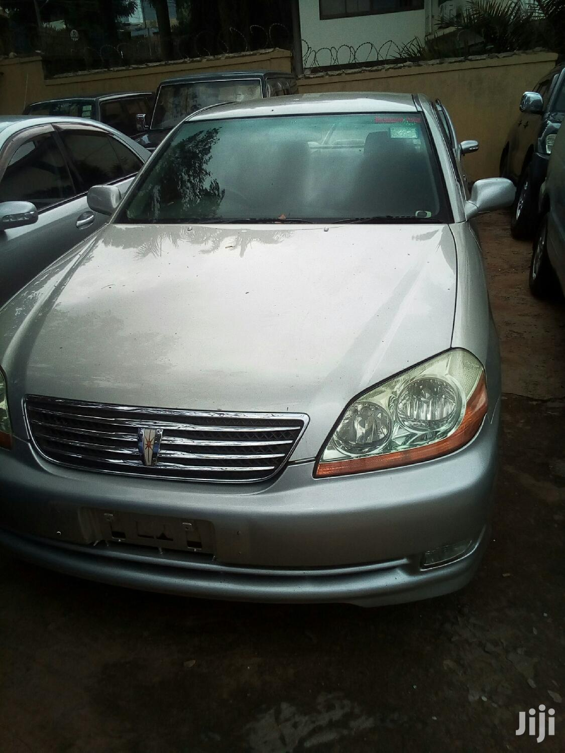 Archive: Toyota Mark II 2003 Silver