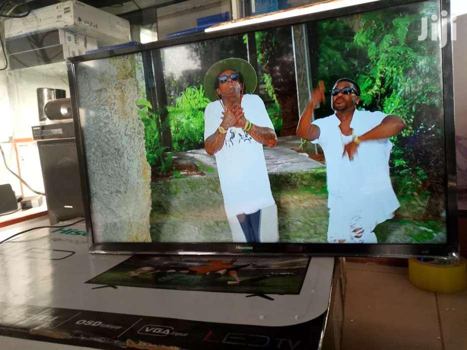 Brand New 32' Hisense Flat Screen Digital TV