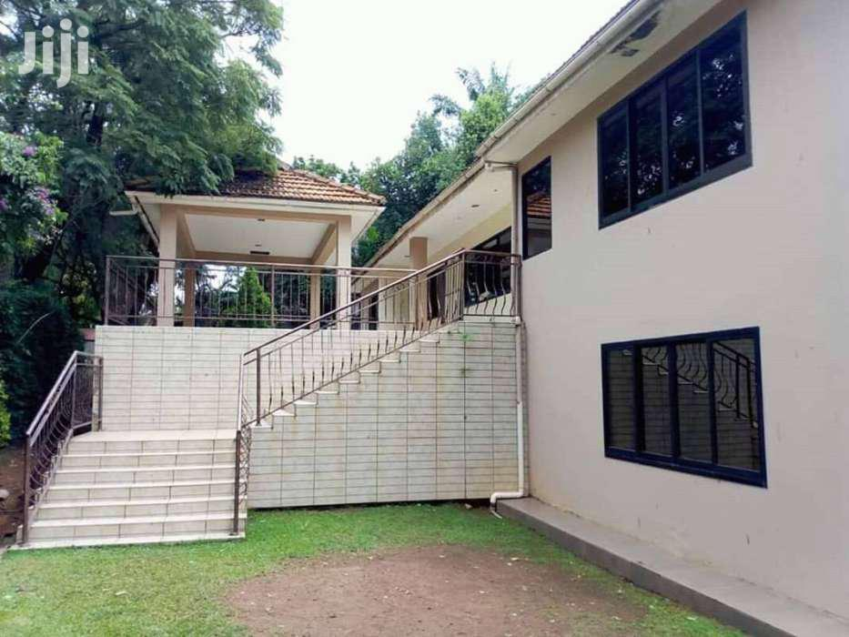 A Nice 7bedroom House For Rent In Muyenga