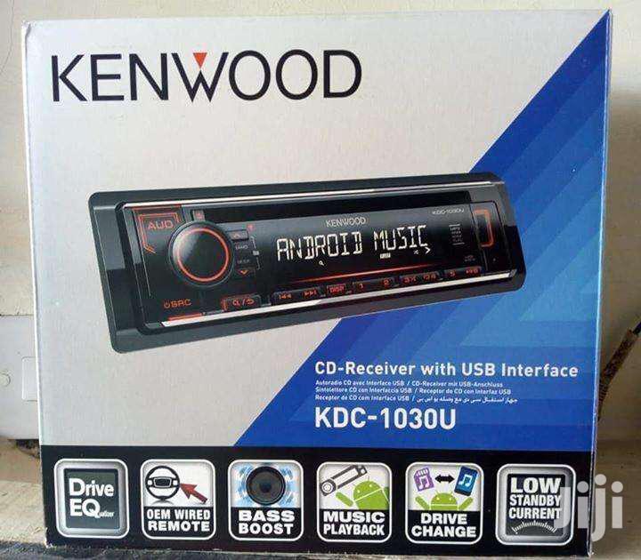 Kenwood Car Radios