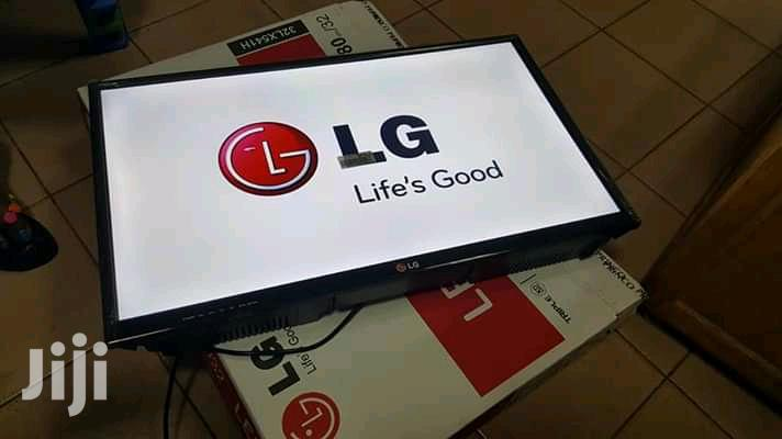 LG Led Flat Screen Tv 32 Inches | TV & DVD Equipment for sale in Kampala, Central Region, Uganda