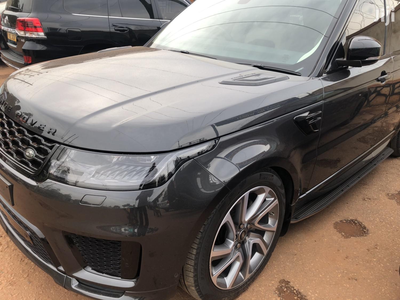 Land Rover Range Rover Sport 2019 Autobiography Black | Cars for sale in Kampala, Central Region, Uganda