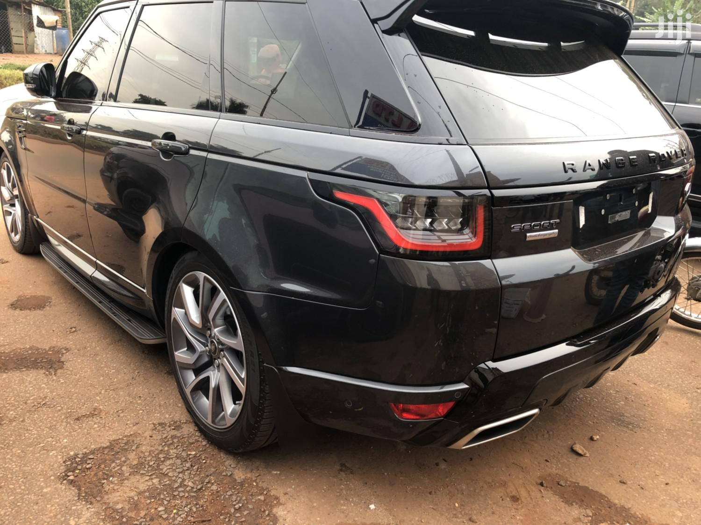Land Rover Range Rover Sport 2019 Autobiography Black