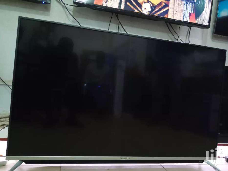 55inches UHD 4K Sky Worth Smart   TV & DVD Equipment for sale in Kampala, Central Region, Uganda