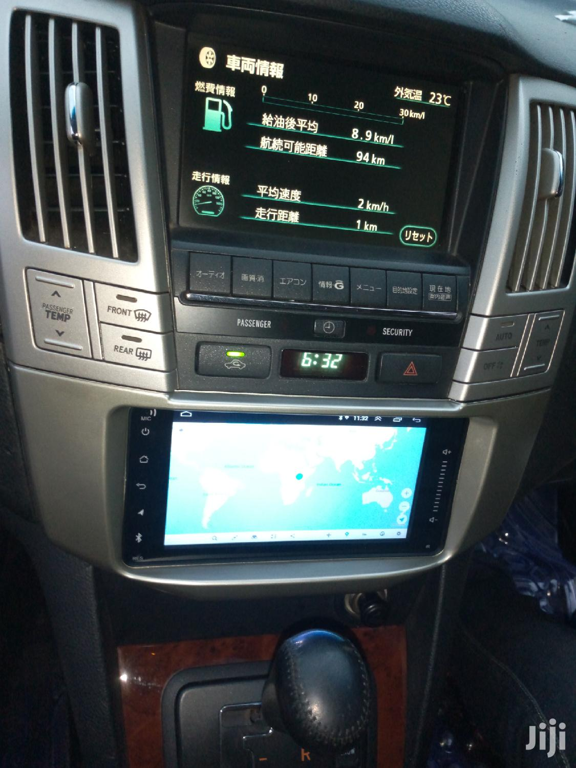 Harrier Car Andriod Radio