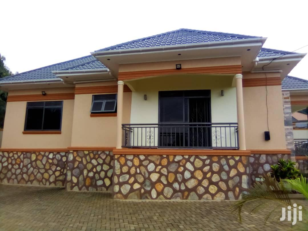 Four Bedroom House In Kitende For Sale