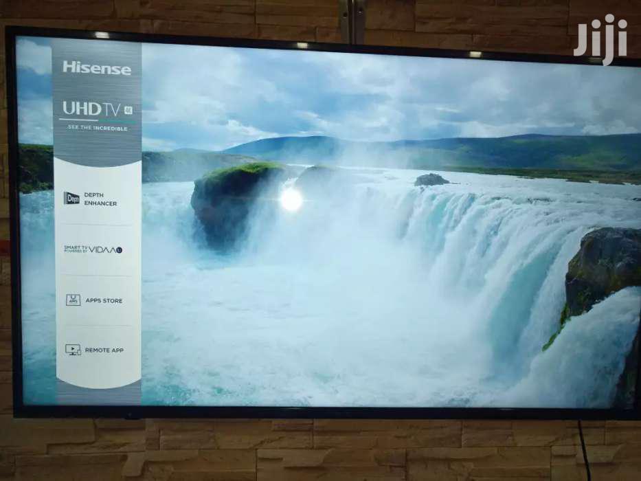 Hisense Smart 49 Inches | TV & DVD Equipment for sale in Kampala, Central Region, Uganda