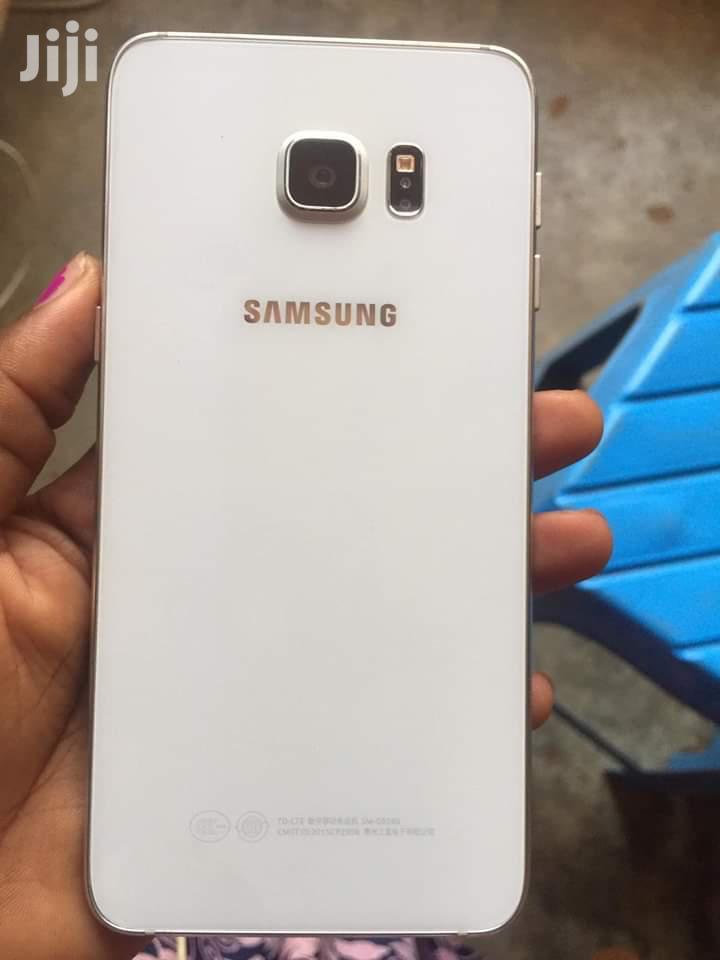 Samsung Galaxy S6 Edge Plus 32 GB White | Mobile Phones for sale in Kampala, Central Region, Uganda