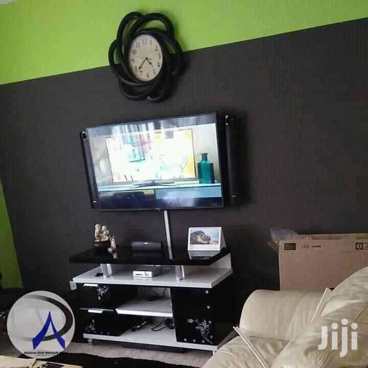 TV Brackets / Wall Mounting / Dish Installation | Building & Trades Services for sale in Kampala, Central Region, Uganda