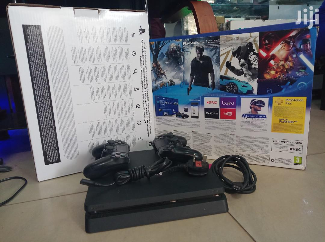 Brand New Playstation 4 Slim Fullset | Video Game Consoles for sale in Kampala, Central Region, Uganda