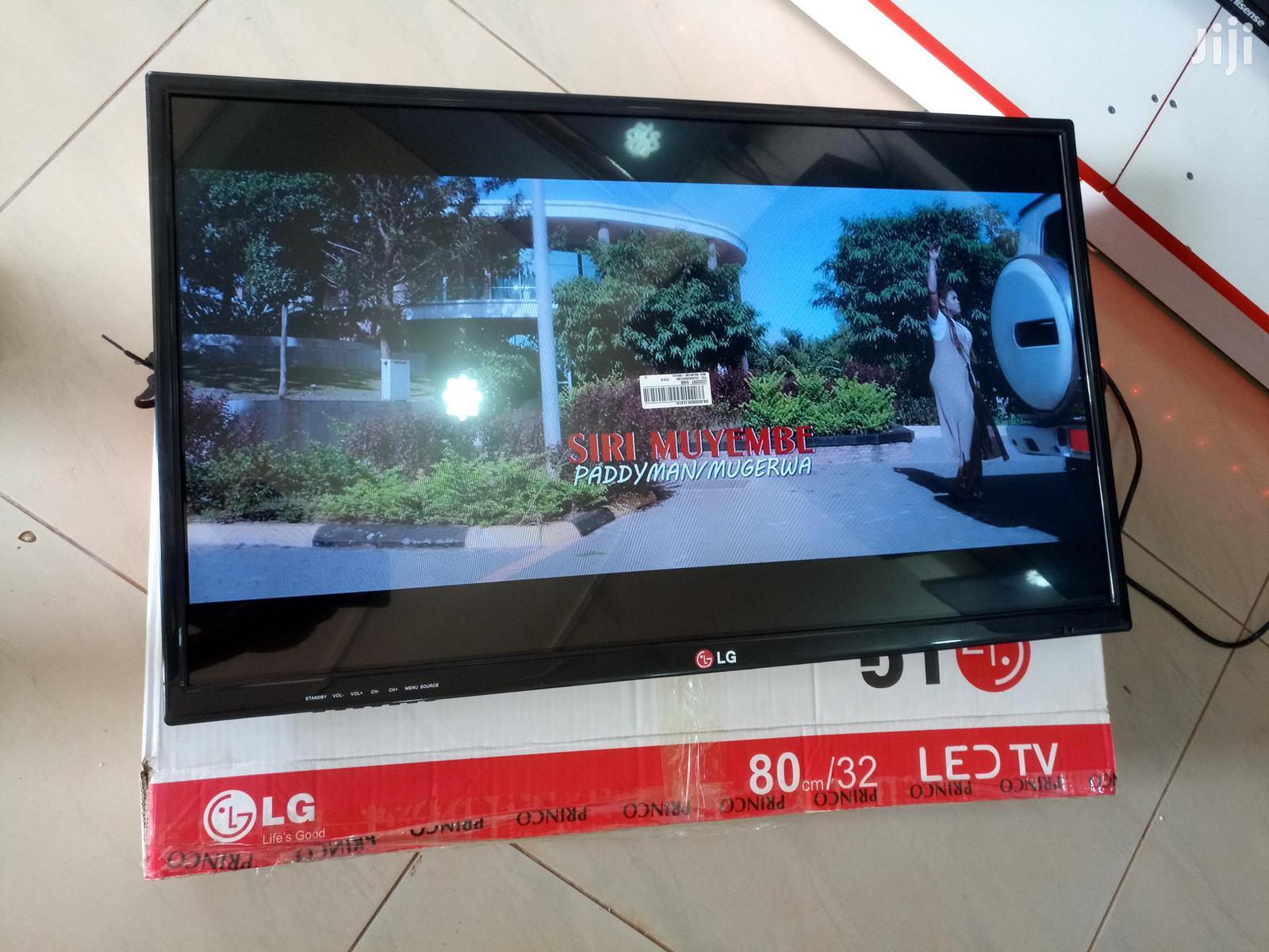 Archive: LG LED Flat Screen Digital TV 32 Inches