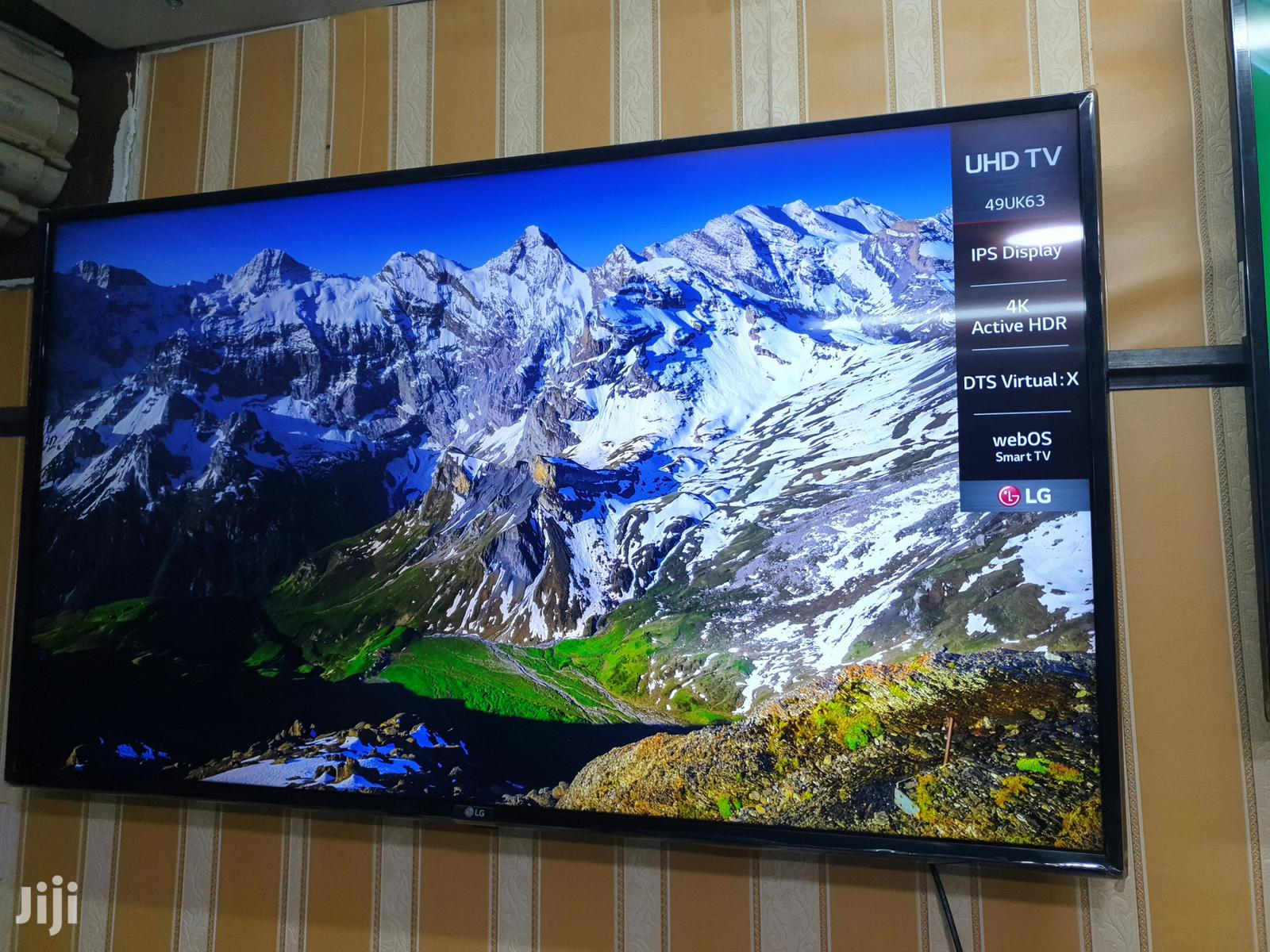 Brand New LG Webos Smart Uhd 4k Tv 50 Inches