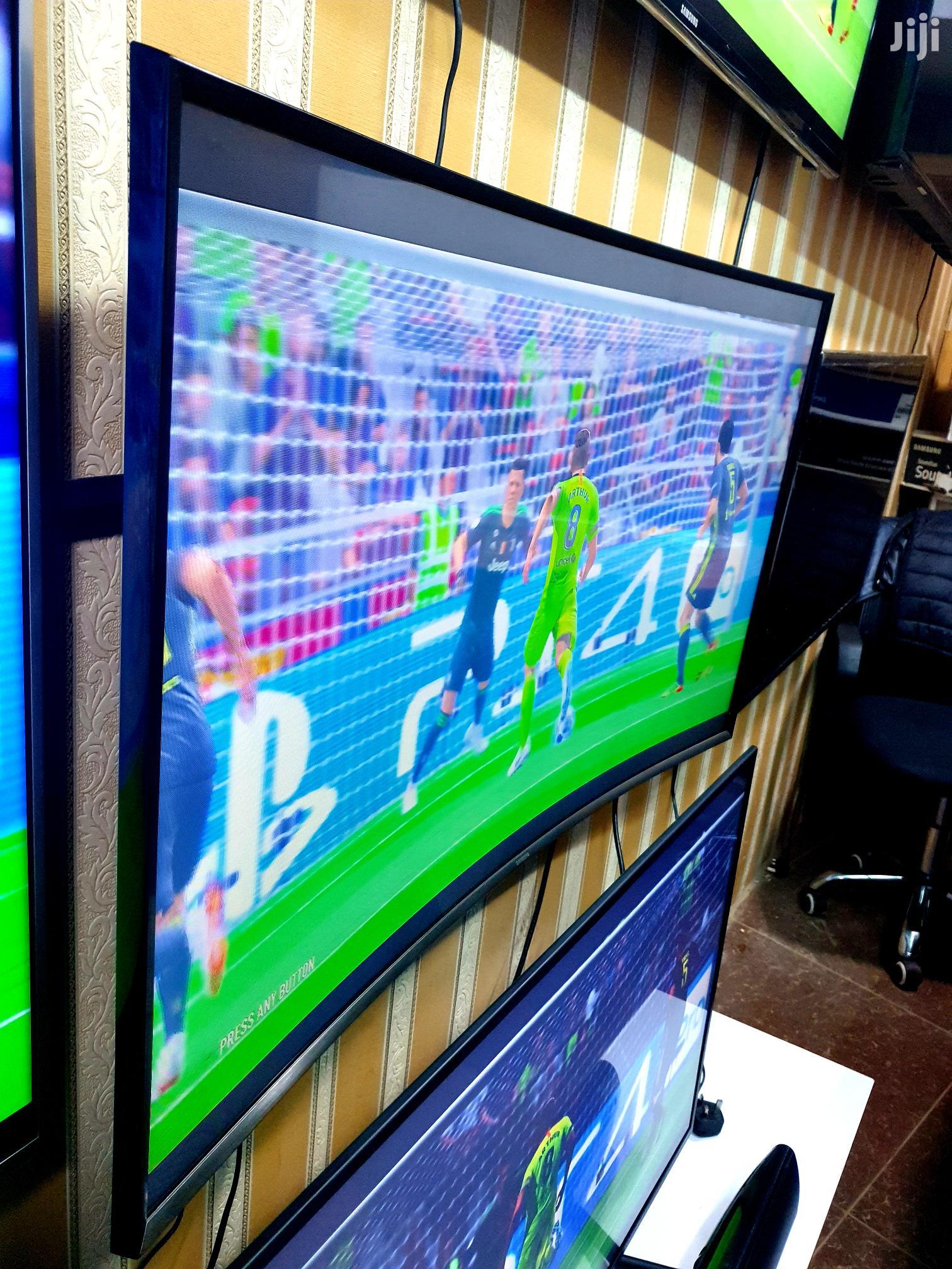 Brand New Samsung 50inch Curve Uhd 4k Smart Tvs