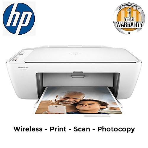 HP Wireless Printer Deskjet 2620   Printers & Scanners for sale in Kampala, Central Region, Uganda