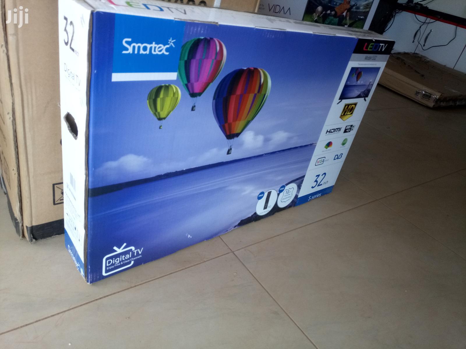 Archive: New Smartec Flat Screen Digital TV 32 Inches