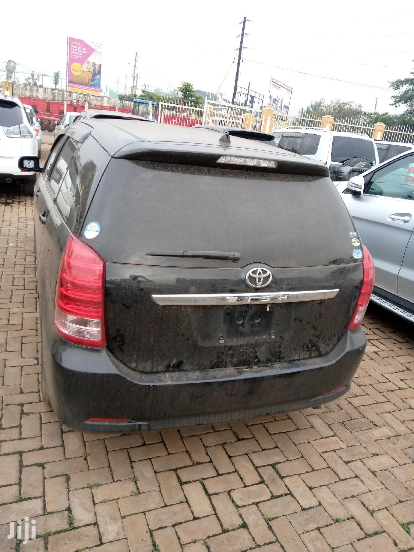 Archive: Toyota Wish 2006 Black