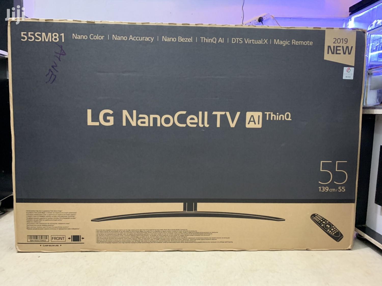 Lg 55 Inches Nano Cell SUHD 4K TV | TV & DVD Equipment for sale in Kampala, Central Region, Uganda